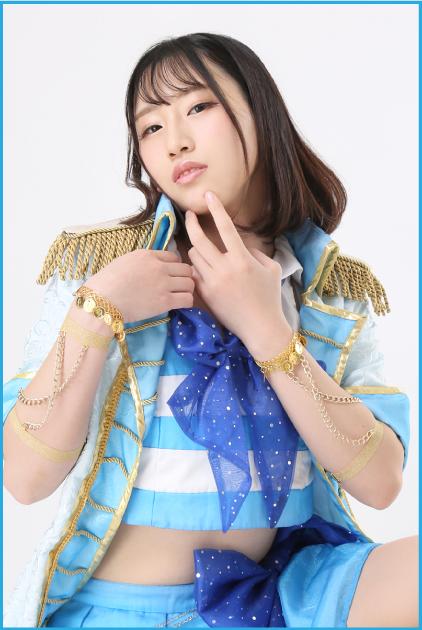 「南知多マリナ」役 角谷真理子イメージ