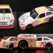 1/24知多娘。NASCAR痛車Mk.Ⅱ